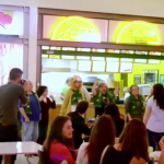 Flash Mob Leoes de Portugal 21 MAI 2015