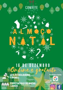ALMOÇO DE NATAL 2020