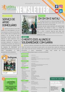 Newsletter Dezembro de 2020